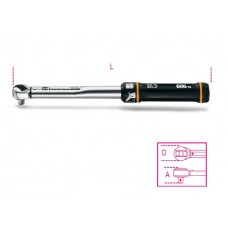 Beta Tools Model 606  6-Click-Type Torque Wrenches