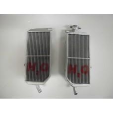 Galletto Radiatori (H2O Performance) Oversized Radiator Pair For KTM SX-F