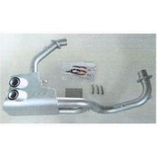 QD Exhaust EX-BOX Complete System - Ducati HYPERMOTARD 1100 EVO (2010-12)