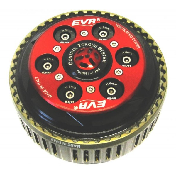 EVR Control Torque System (CTS-01) DRY SLIPPER CLUTCH With Sintered Plates for Ducati