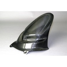 CARBONDRY - CARBON FIBER REAR HUGGER FOR TRIUMPH STREET TRIPLE 2007-12