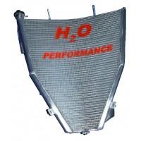 Galletto Radiatori (H2O Performance) Oversize Radiator kit For Suzuki GSX-R600 (2004-2006)