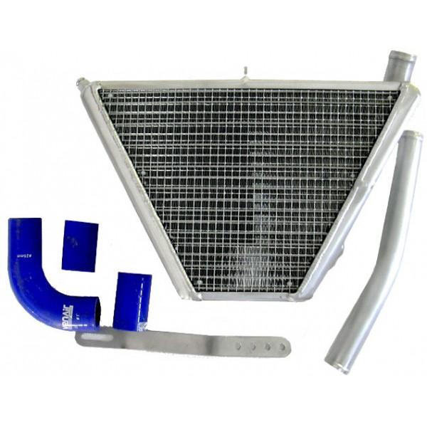 Galletto Radiatori (H2O Performance) Additional Radiator kit For Suzuki GSX-R600/750 (2007-2010)