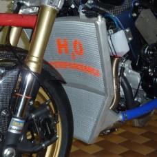 Galletto Radiatori (H2O Performance) Oversize Radiator kit For Suzuki GSX-R600/750 (2011+)