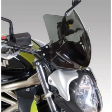 Barracuda Aerosport Windshield for the Suzuki Gladius (2009-2014)