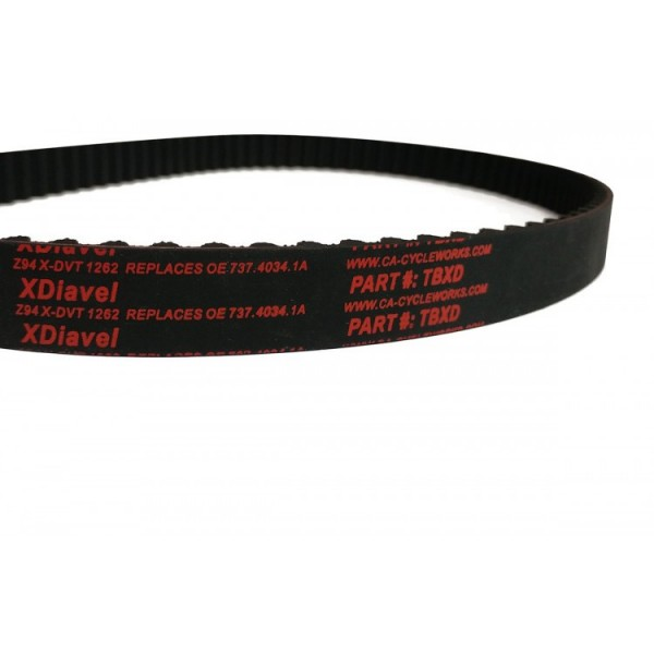CA Cycleworks ExactFit Timing Belts for Ducati XDiavel, Diavel 1260, and Multistrada 1260