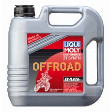 Liqui Moly Motorbike 2T Synth Offroad Race 4L
