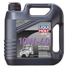 Liqui Moly ATV 4T 10w40 4L