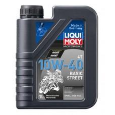 Liqui Moly Motorbike 4T 10w40 Basic Street 1L
