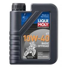 Liqui Moly Motorbike 4T 10W-40 Offroad 1L