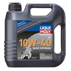 Liqui Moly Motorbike 4T 10W-40 Offroad 4L