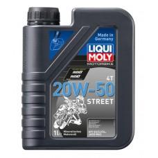 Liqui Moly Motorbike 4T 20W-50 Street 1L