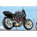QD Exhaust EX-BOX Complete System - DUCATI MONSTER S4RS & S4R (S4RT - Testastretta)