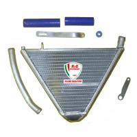 Galletto Radiatori (H2O Performance) Additional Radiator kit For Triumph Daytona 675 (2006-12)