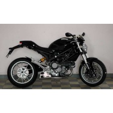 QD Exhaust EX-BOX Complete System - DUCATI MONSTER 1100 / 1100 EVO