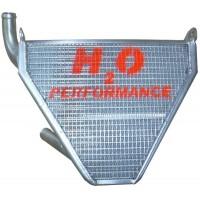 Galletto Radiatori (H2O Performance) Additional Racing Radiator kit For Yamaha YZF R6 (2006-07)