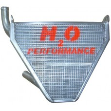Galletto Radiatori (H2O Performance) Additional Racing Radiator kit For Yamaha YZF R6 (2006-07)