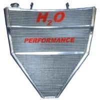 Galletto Radiatori (H2O Performance) Oversize Racing Radiator kit For Yamaha YZF R1 (2007-08)