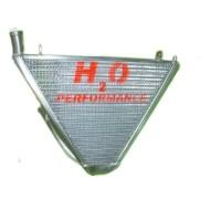 Galletto Radiatori (H2O Performance) Additional Racing Radiator kit For Yamaha YZF R6 (2008-10)