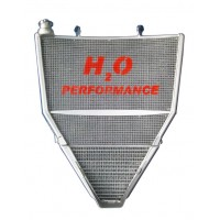 Galletto Radiatori (H2O Performance) Oversize Racing Radiator and Oil Cooler kit For Yamaha YZF R6 (2008-16)