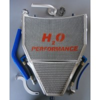 Galletto Radiatori (H2O Performance) Oversize Racing Radiator and Oil Cooler kit For Yamaha YZF R1 (2015+)