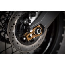 AEM FACTORY - DUCATI SCRAMBLER AND MONSTER 696/797 BILLET CHAIN ADJUSTERS