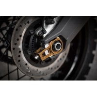AEM FACTORY - DUCATI SCRAMBLER AND MONSTER 696 BILLET REAR AXLE NUT