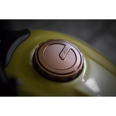 AEM FACTORY - 'SIX DAYS' CLASSIC STYLE GAS CAP WITH QUICK OPEN FOR DUCATI SCRAMBLER