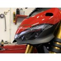 Carbonvani - Ducati Streetfighter V4 / S Carbon Fiber Lower Headlight Fairing