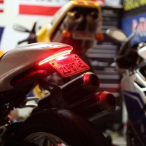 MOTOBOX Integrated Taillights