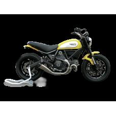 HP CORSE EVOXTREME Slip On For Ducati Scrambler 800