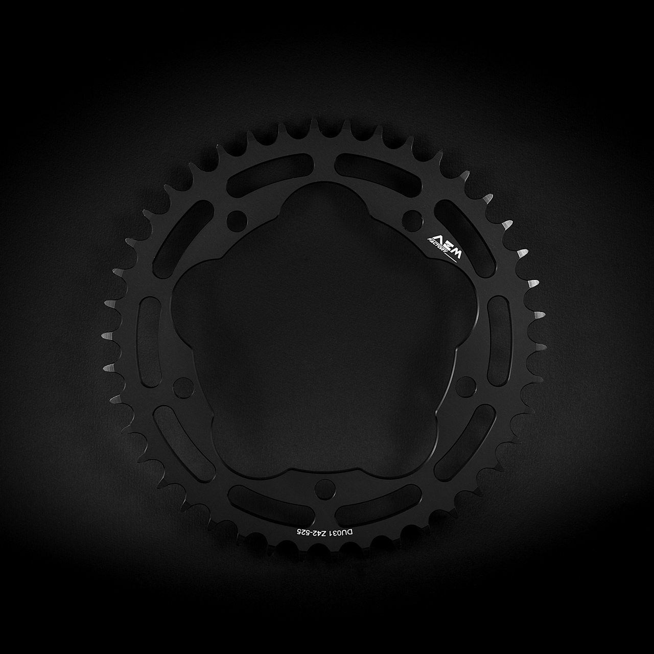 DUCATI 5 HOLE QUICK CHANGE RING GEAR