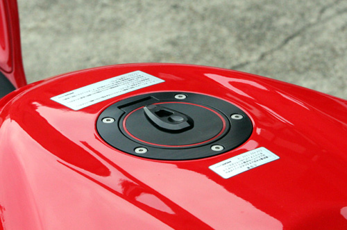 AELLA Gas Cap Cover - Manufacturer Seconds - Ducati most Older models