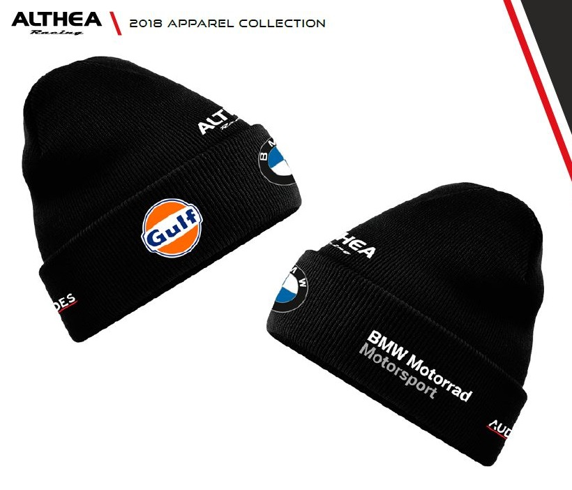 Althea Racing BMW WSBK Official Team Wear - Winter Fleece Beanie