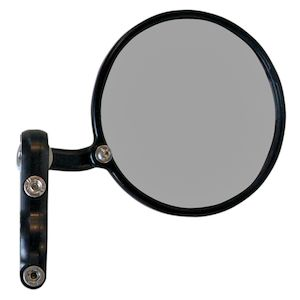 CRG Hindsight 3 inch Round Bar End mirror