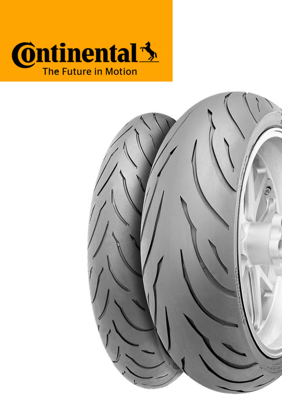 Continental ContiMotion Road Tires