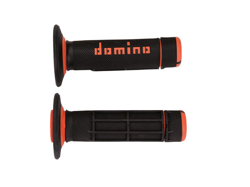 Domino Cross Two Color Off Road Grips