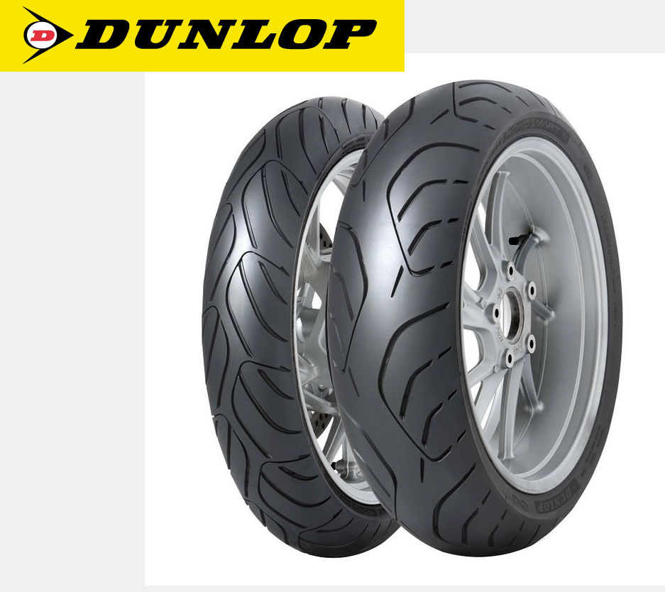 Dunlop Roadsmart 3 Tires