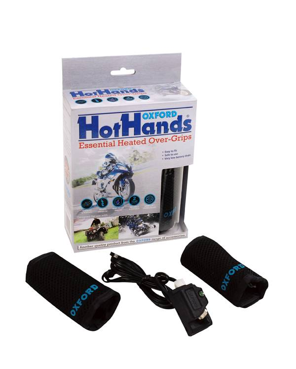 Oxford Hot Hands Heated (over) Grips!