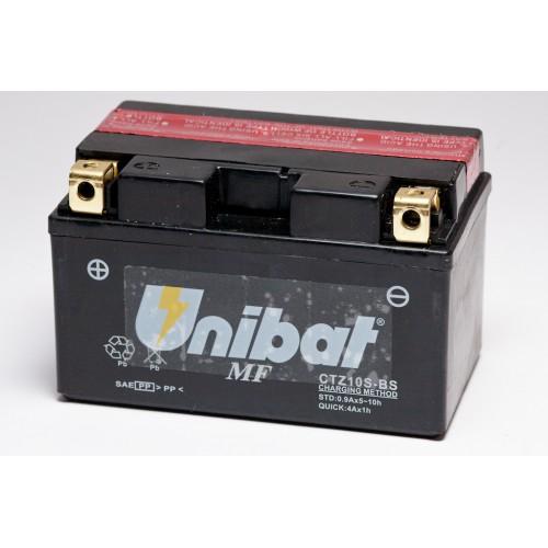 Unibat CTZ10S-BS Battery with 3 yr Warranty