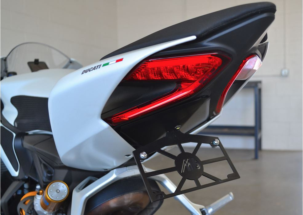 Motobox Racefit Fender Eliminator Kit for the Ducati Panigale 899/959/1199/1299