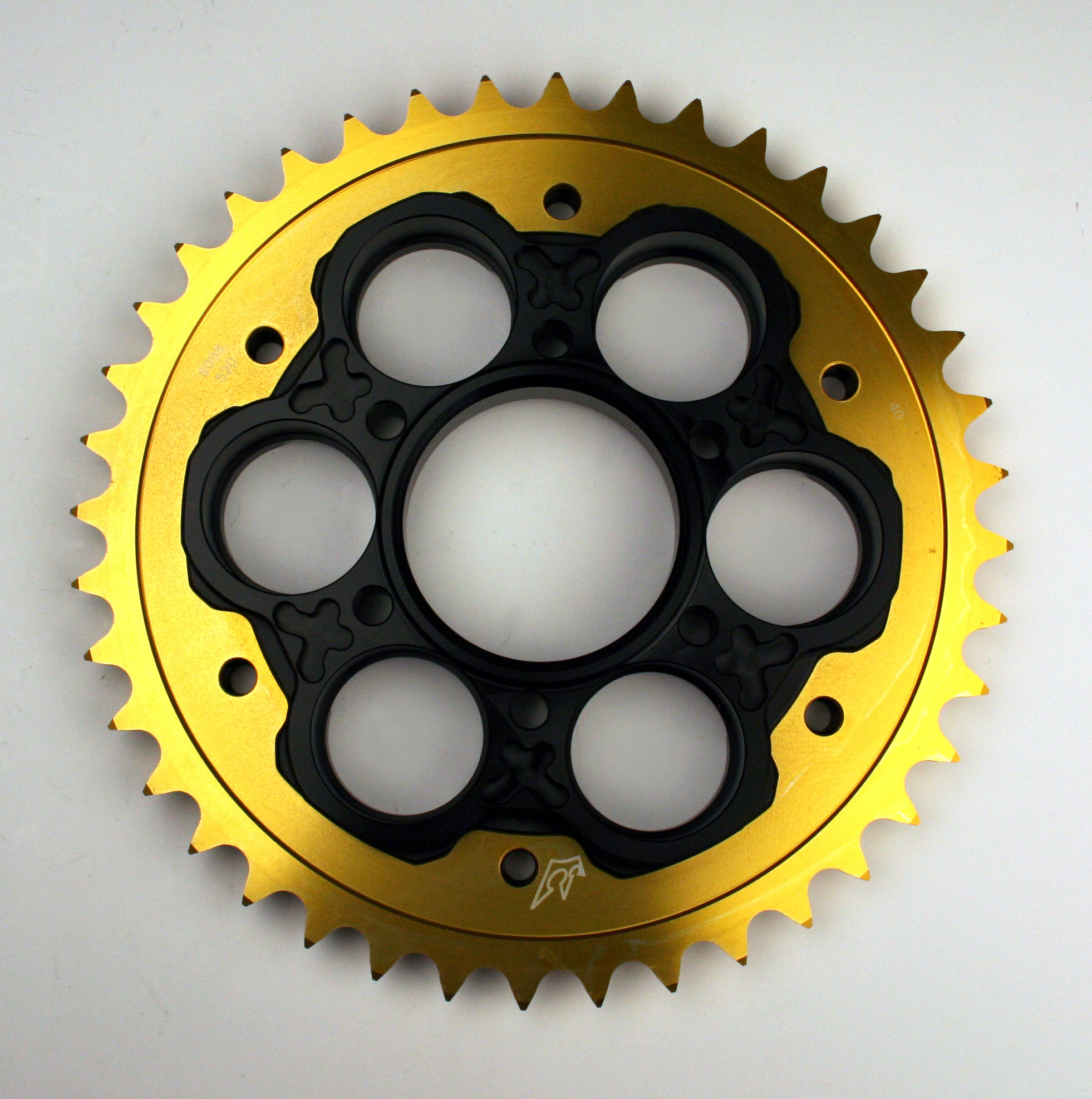 Driven Racing Large 6 Hole Quick Change Sprocket Carrier