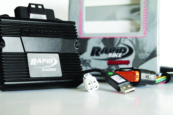 RapidBike RACING Self Adaptive Fueling Control Module for the Yamaha FZ-07/MT-07, FJ-07 (Tracer 700), and XSR700 (2014+)