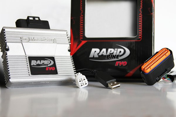 RapidBike EVO Self Adaptive Fueling Control Module for the Kawasaki Z900RS / Cafe (2018+)