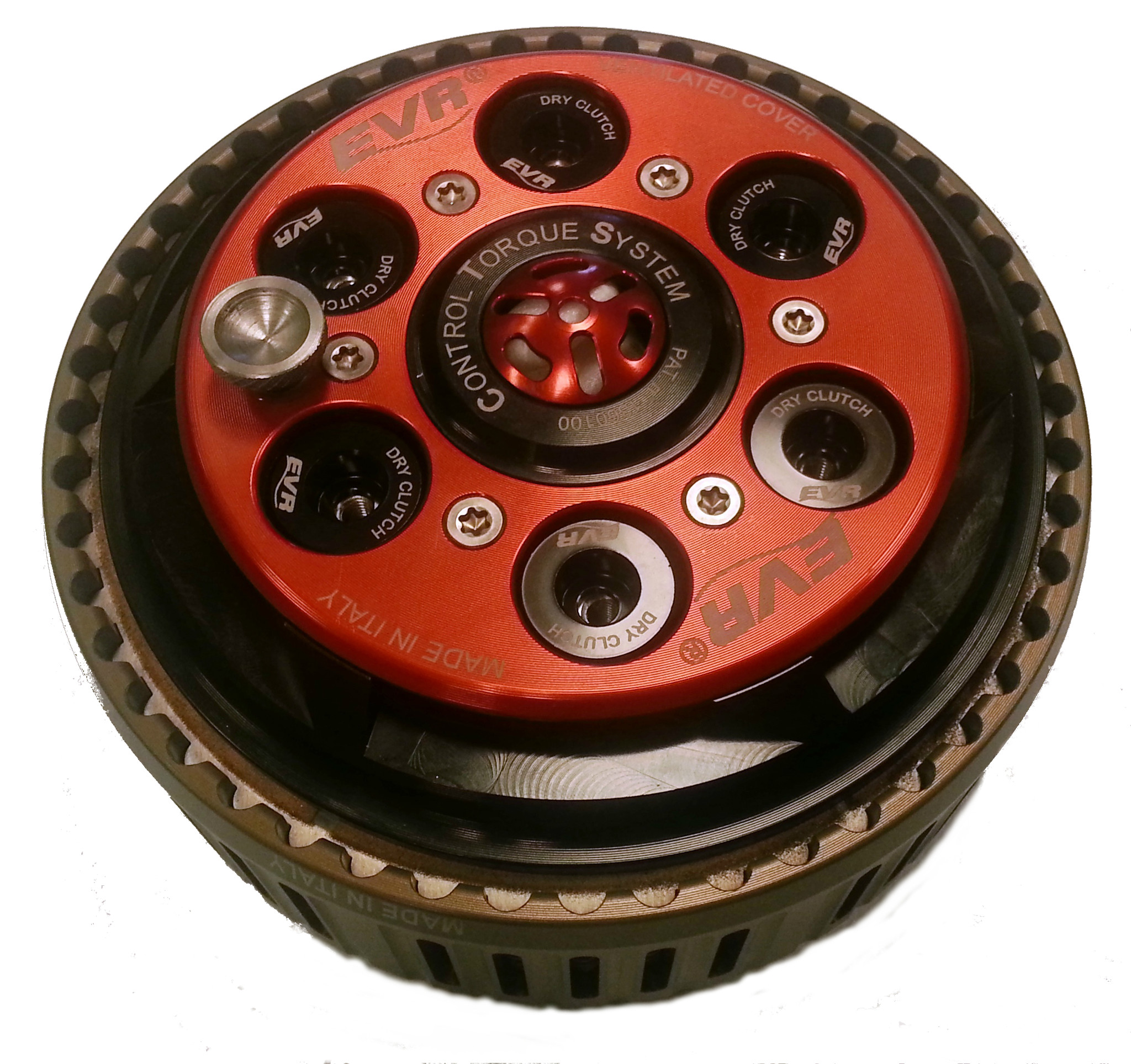 EVR Control Torque System (CTS-02) DRY RACING SLIPPER