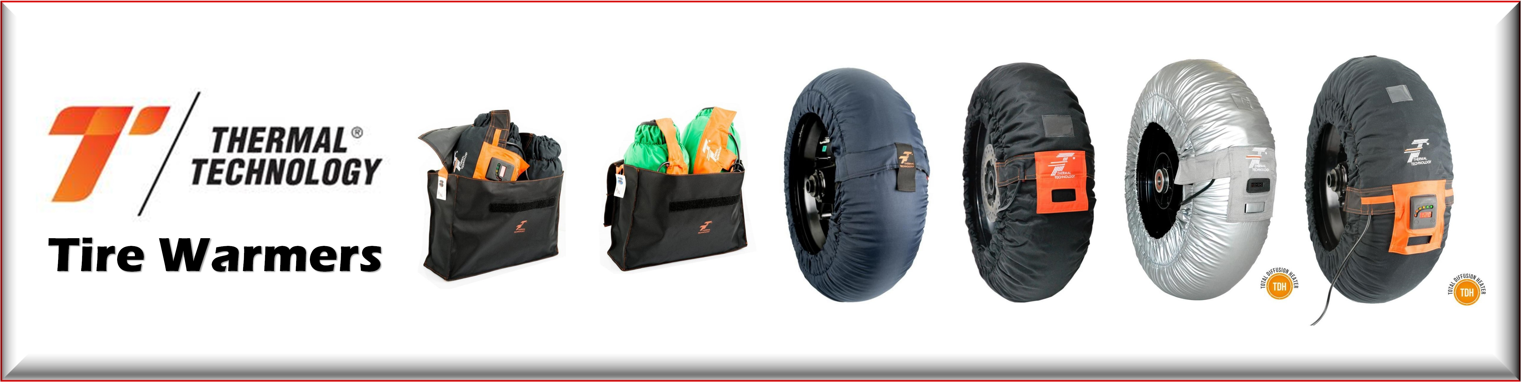 Thermal Technology Tire Warmers